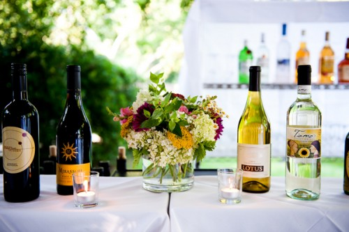 Wine Bar Wedding Options and Ideas